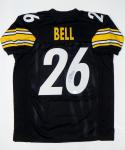 LeVeon Bell Autographed Pro Style Black Jersey- JSA W Authenticated