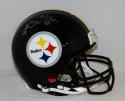 Antonio Brown Autographed Pittsburgh Steelers Full Size ProLine Helmet- JSA W Auth