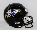 Ray Lewis Autographed Baltimore Ravens Full Size Helmet- PSA/DNA Authenticated