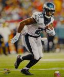 DeMarco Murray Autographed Eagles 16x20 Vertical Running Photo- JSA Authenticated