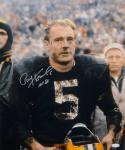 Paul Hornung Autographed Packers 16x20 Muddy Photo W/ HOF- JSA W Authenticated