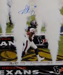 Jadeveon Clowney Autographed Houston Texans 16x20 Smoke Photo- JSA W Auth