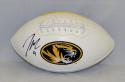 Jeremy Maclin Autographed Missouri Tigers Logo Football- JSA Witness Auth