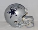 Tony Romo Autographed *Black Dallas Cowboys Full Size Helmet- JSA W Authenticated