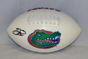 Emmitt Smith Autographed Florida Gators Logo Football- JSA Authenticated