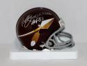 Bobby Mitchell Autographed Washington Redskins Spear Mini Helmet W/ HOF - JSA W Auth