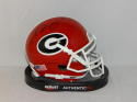 A.J. Green Autographed Georgia Bulldogs Mini Helmet- JSA Witnessed Auth