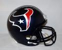 DeAndre Hopkins Autographed Houston Texans Full Size Helmet- JSA W Authenticated