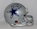 Jason Witten Autographed *Blk F/S Dallas Cowboys ProLine Helmet- JSA W Authenticated