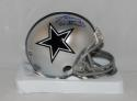 Jason Witten Autographed Dallas Cowboys Mini Helmet- JSA Witnessed Auth