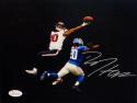 DeAndre Hopkins Autographed Houston Texans 8x10 Black Out Photo- JSA W Auth