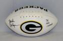Mike Holmgren Autographed Green Bay Packers Logo Football W/ SB Champs- JSA W Auth