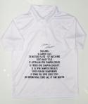 Ivan Lendl Autographed Tennis White Polo Shirt With Stats- JSA W Auth