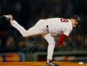 Curt Schilling Autographed Boston Red Sox 16x20 Horizontal Photo- JSA W Auth