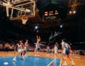 Christian Laettner Autographed Duke 16x20 The Shot Photo and JSA W Auth
