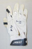 George Springer Signed Astros Game Used 2014 Nike (R) Batting Glove- JSA WP012998