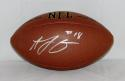 A.J. Green Autographed Wilson NFL Football- JSA W Authenticated