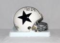 Bob Lilly Autographed Dallas Cowboys TB Mini Helmet W/ HOF- JSA W Authenticated
