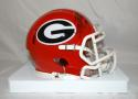 Knowshon Moreno Autographed Georgia Bulldogs Speed Mini Helmet- JSA Auth