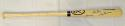 Jim Rice Fred Lynn Dwight Evans Signed Blonde Rawlings Pro Baseball Bat- JSA W Auth
