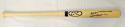 Eric Davis Silver Slugger Autographed Blonde Rawlings Pro Baseball Bat- JSA W Auth