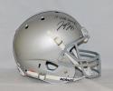 Joey Bosa Autographed Ohio State F/S Schutt Helmet W/ Natl Champs- JSA W Auth