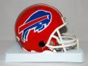 Shane Conlan Autographed Buffalo Bills Mini Helmet- JSA W Authenticated