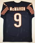 Jim McMahon Autographed Blue Pro Style Jersey- JSA W Authenticated