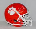 Sammy Watkins Autographed *White Clemson Tiger F/S Helmet- JSA Witnessed Auth
