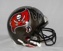 Warren Sapp Derrick Brooks Signed Tampa Bay F/S ProLine Helmet W/ HOF- JSA W Auth