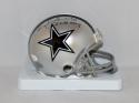 Kenneth Gant Autographed Dallas Cowboys Mini Helmet W/ SB Champ- JSA W Auth