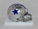 Dan Reeves Autographed Dallas Cowboys Mini Helmet W/ SB Champs- JSA W Auth