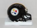 Stephon Tuitt Autographed Pittsburgh Steelers Mini Helmet- JSA Witnessed Auth