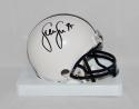Sean Lee Autographed Penn State Nittany Lions Riddell Mini Helmet- JSA W Auth