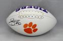 Sammy Watkins Autographed Clemson Tigers Logo Football- JSA Witnessed Auth