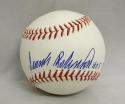 Frank Robinson Autographed Rawlings OML Baseball W/ HOF- JSA Authenticated