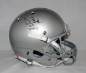 Archie Griffin Signed *Black Ohio State F/S Schutt Helmet W/ H.T.- JSA W Auth
