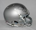 Eddie George Signed Ohio State Buckeyes F/S Schutt Helmet W/ H.T.- JSA W Auth