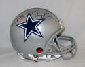 Jason Witten Tony Romo Autographed *Blk Cowboys F/S ProLine Helmet- PSA/DNA Auth