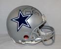 Tony Romo Autographed *Blk Dallas Cowboys Full Size ProLine Helmet- JSA W Auth