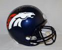 Champ Bailey Autographed Denver Broncos Full Size Helmet- JSA Witnessed Auth