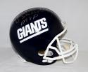 Ottis Anderson Autographed New York Giants F/S TB Helmet W/ SB MVP- PSA/DNA Auth