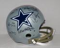 Doomsday Defense Autographed Dallas Cowboys F/S 76 TK Helmet W/6 Sigs-JSA W Auth