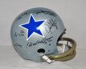 Doomsday Defense Autographed Dallas Cowboys F/S 64 TK Helmet W/6 Sigs-JSA W Auth
