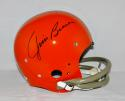 Jim Brown Autographed Cleveland Browns Full Size TK Helmet-PSA/DNA Authenticated