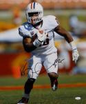Ka'Deem Carey Signed Arizona Wildcats 16x20 Running W/ Ball Photo- JSA W Auth