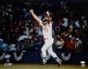 Kirk Gibson Autographed Los Angeles Dodgers 16x20 Arms In Air Photo- JSA W Auth
