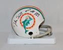 Jake Scott Autographed Miami Dolphins TB Mini Helmet W/ SB MVP- JSA W Auth