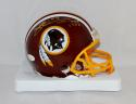 Joe Theismann Signed *G Washington Redskins Mini Helmet W/ NFL MVP- JSA W Auth