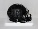 Mike Evans Autographed Texas A&M Aggies Black Speed Mini Helmet- JSA W Auth